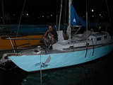 SY Lucky Boy (27ft sloop)